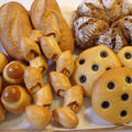 各種フランスパンです