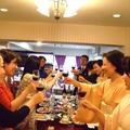 恒例の「ワインを楽しむ会」