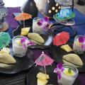 5月 韓国料理! デザート ココナップリン・うぐいす餅