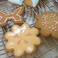 とっても美味しいアイシングックッキー♪可愛く作りましょう