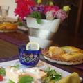 パンとお料理とテーブルコーディネートが学べるレッスン