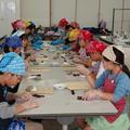 子供会イベント デコ巻き寿司✖パン教室