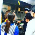 中華厨房でシェフの鍋振りも体感できます