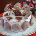 クリスマスケーキ2008年度版
