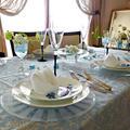2012年7月 『爽やか夏テーブルでおうちレストラン』