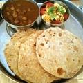 インド料理体験:ひよこ豆紅茶煮カレー他3品。豆料理の裏技も。