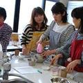 西条食の創造館での 野菜ソムリエ料理教室