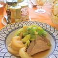 豚肉と春野菜の煮込み