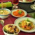 香港料理の会。簡単に普段使いできるメニュー