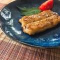 2019年夏は豆腐でお魚の蒲焼き風を作りました