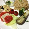 野菜をもっと美味しく食べる会の、シンプルベジ料理♪