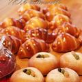 パン ベーシックコ-ス バターロール&3色豆パン