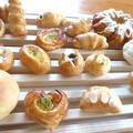 初級で作るパンのミニミニバージョン。