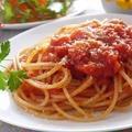 シンプルなパスタの味の決め手は特に塩とオリーブオイル