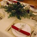 2011クリスマステーブルコーディネート♪