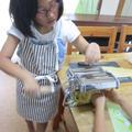 子供料理教室*生パスタ編*