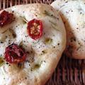 ハーブフォカッチャ もちもち食感がたまらないパンです