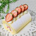 苺のスフレロール
