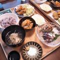 魚の3枚卸レッスン&魚づくし御膳のレッスン