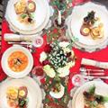 クリスマス料理レッスン