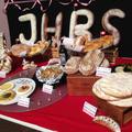 ちょっと前ですが、夏のセミナーでは世界のパンが!