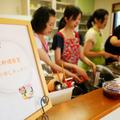 沖縄の家庭料理のクラス。