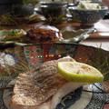 基本から始める「毎日の家庭料理」真鯛の塩焼き:魚の三枚おろし