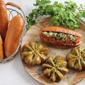 よつ葉のクローバーパン&リッチな全粒粉のドッグパン
