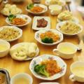 中華料理教室。エビチリ好評でした!
