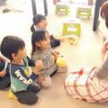 子ども達は絵本が大好き!