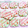 クリスマスクッキー