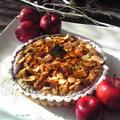 林檎のクランブルタルト