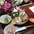 R1.9&10のメニュー 秋の和食です。