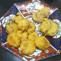 玉葱と卵のパッコーダ