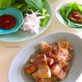9月韓国料理レッスン サムギョプサル