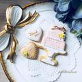 イベントでは、こんな可愛いクッキーを♡子どもにも人気です
