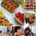 ママの作るパンが一番好き♡