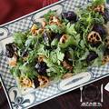 秋の和食レッスン「素揚げ秋野菜と春菊の胡麻サラダ」