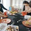 【テーブルコーディネート中級クラス】ハロウィンパーティー♪