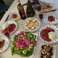 12月の旬食べは、インスタ映え+健康野菜・ビーツ料理