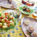 お料理教室ではご家庭で再現しやすいレシピにしております