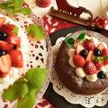 ケーキも人気です。プレミアムライン始めました。