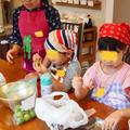 子供料理教室には年間コースと単発レッスンがあります。