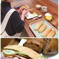 ベーシック3回コース(全粒粉パン、ココアチョコチップパン)