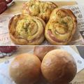 【体験レッスン】 基本の丸パン3個 ハムロール3個