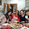 スペインのクリスマスの料理とお菓子の講座です。