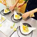 2019,4 春野菜の天ぷらを盛り合わせてました。
