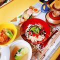 19年10月日本料理クラス 秋の味覚満載のお献立でした。