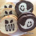 ハロウィンのデコ食パン