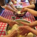 毎年恒例味噌作り教室〜白味噌・麦味噌・赤味噌〜